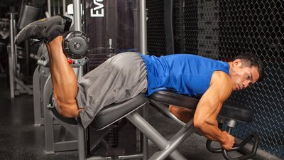 The Simple Way To Make Leg Curls More Effective