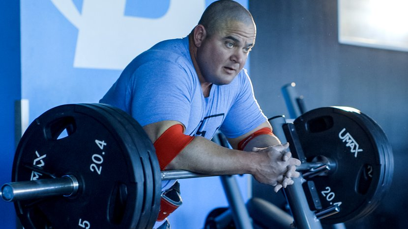 Mark Bell's Guide To A Strong Life