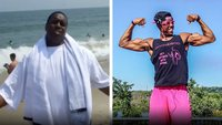 From Doughy Defensive Lineman To Fitness Fanatic