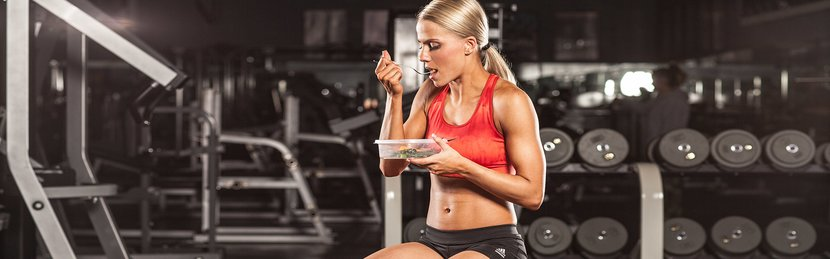 Fitness 360: Samantha Ann Leete, Nutrition Program