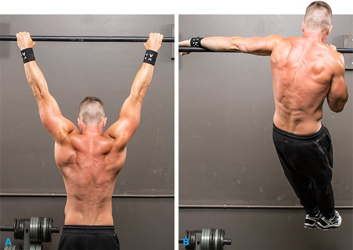 Archer pull-up