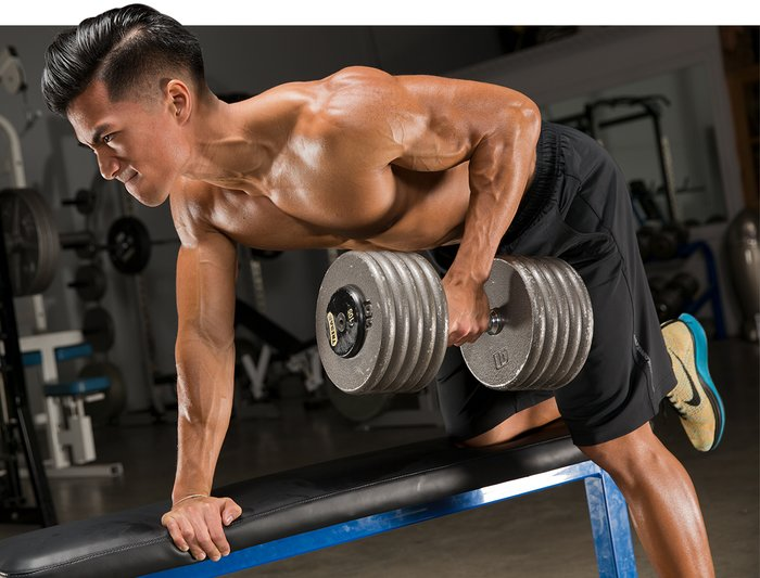 Enjoyable Should You Train Rear Delts On Shoulder Or Back Day Gmtry Best Dining Table And Chair Ideas Images Gmtryco