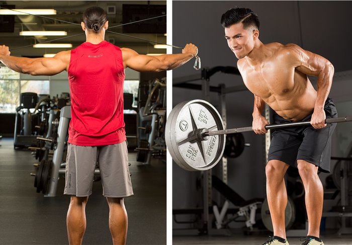 You Could Train Back With Shoulders Yes One Potential Solution To This Dilemma Is Hit Both Muscle Groups In The Same Workout