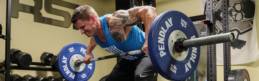 The Perfect Home-Gym Back Attack