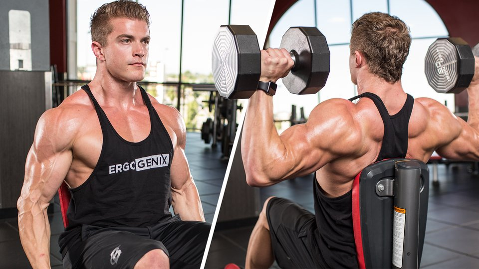 Tom Graff's 6-Point Plan For Massive Delts