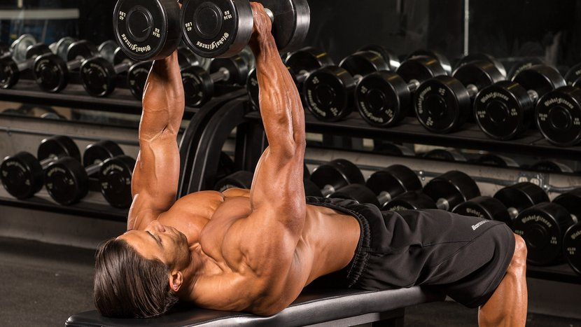 Want Bigger Pecs? Do Your Workout In Reverse!