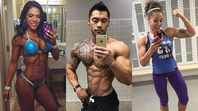 We 'Mirin Vol. 146: 10 Selfies That Will Make You Want To Hit The Gym