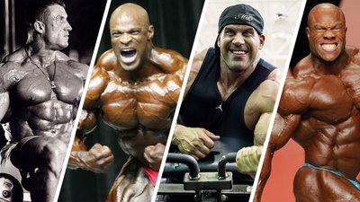 What The Bodybuilding Greats Can Teach You