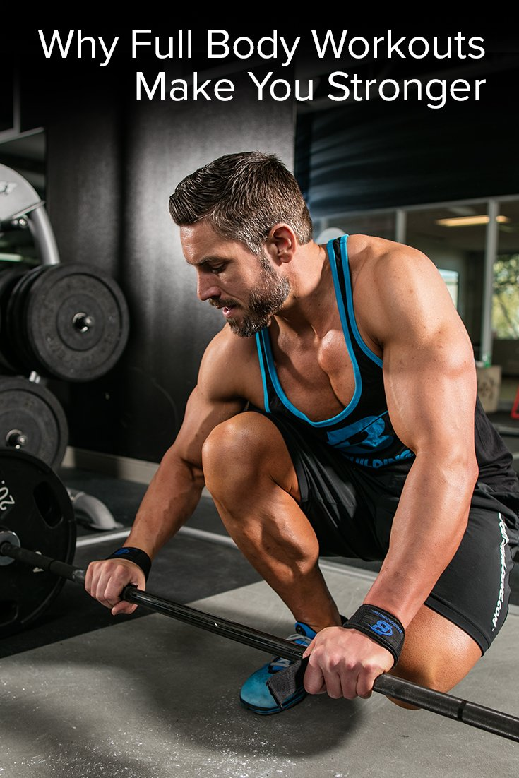 Why Full-Body Workouts Make You Stronger
