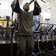 Hanging Leg Raise With Straps Kris Gethin'...