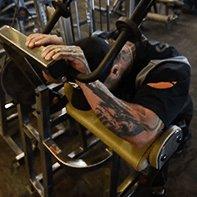 Machine Triceps Extension