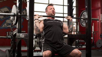 4 New Ways To Blow Up Your Shoulders