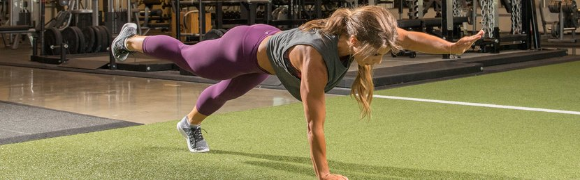 5 Ways To Make Your Planks Harder And More Effective