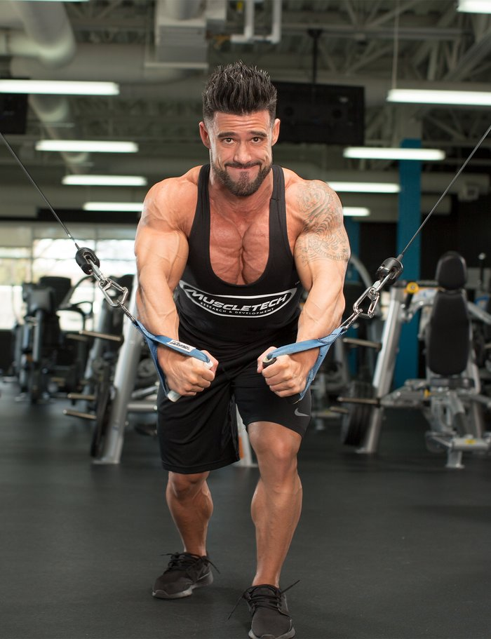 Are Your Inner Pecs Lagging Emphasize The Peak Contracted Position On Cable Flyes