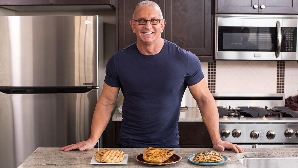 Chef Robert Irvine Chicken 3 Ways