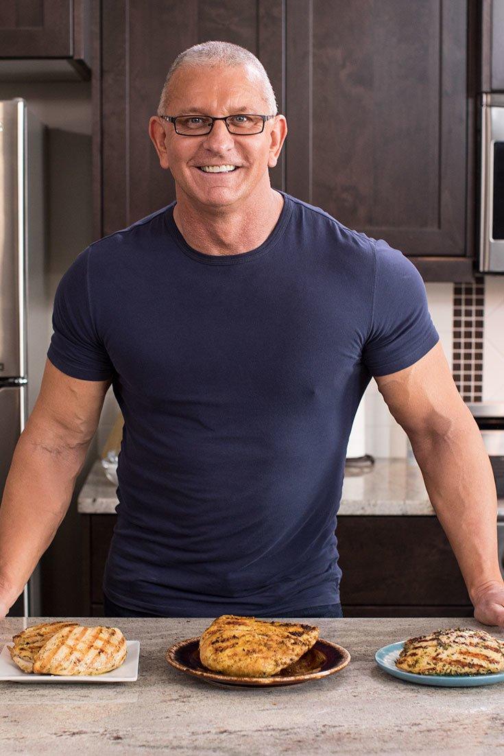 Chef Robert Irvine: Chicken 3 Ways