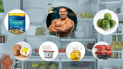 Craig Capurso: What's In Your Fridge?