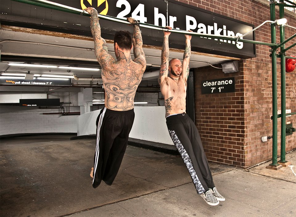 Active Bar Hang
