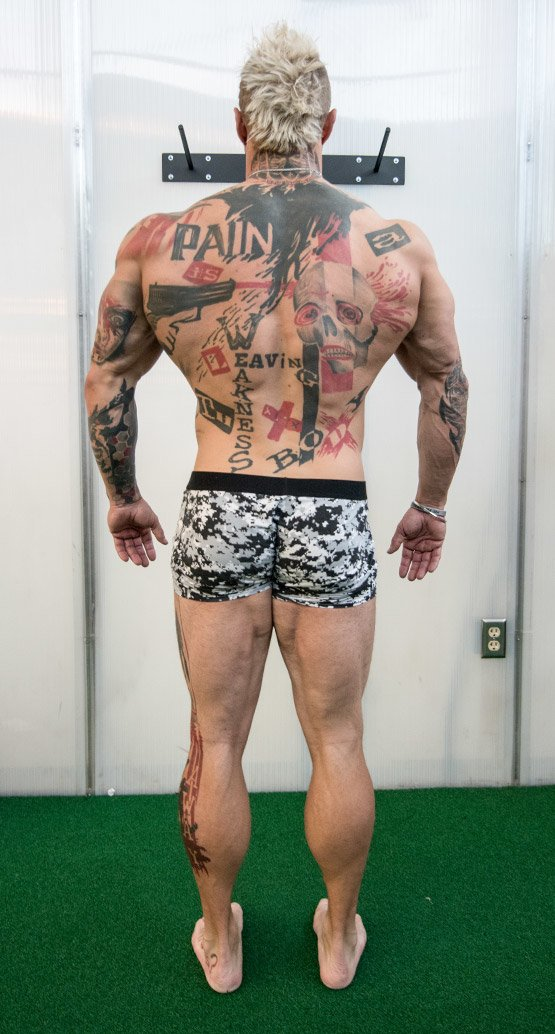 Kris Gethin, After Photo