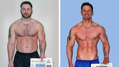 Labrada Lean Body Success Story: Natural Bodybuilder Michael Klamut