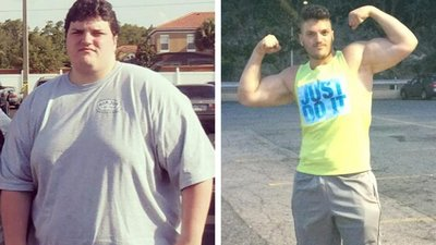 Doni Dropped 200 Pounds Through Lifting, Fasting, And Keto