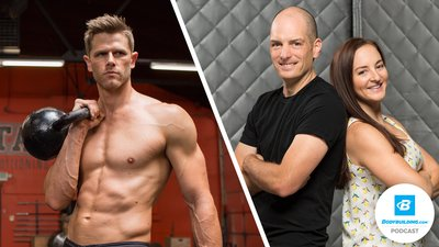Podcast Episode 7: Andy Speer - How To Train Like An Athlete and Stay Photo-Ready, Too