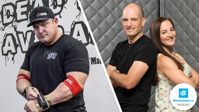 Podcast Episode 9: Mark Bell & Silent Mike on The Way of the Powerlifter