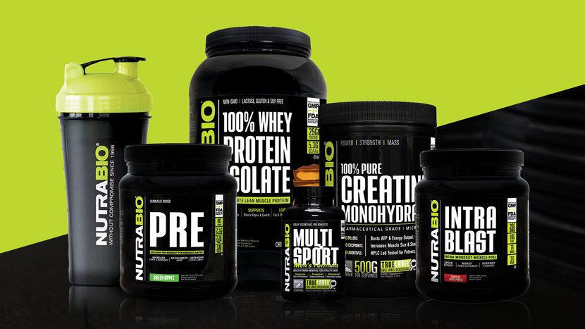 Supplement Company Of The Month: NutraBio