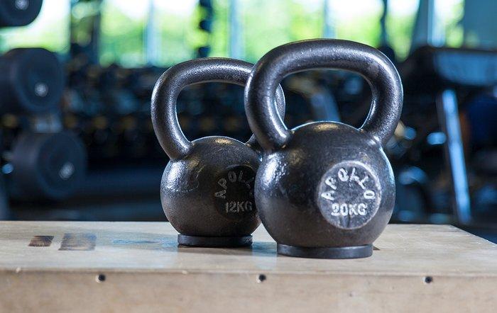 Si no combina la tetera para desarrollar músculo, bueno, es comprensible.