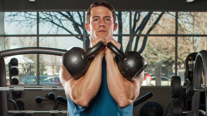 The 12-Week Muscle-Building Kettlebell Master-Plan