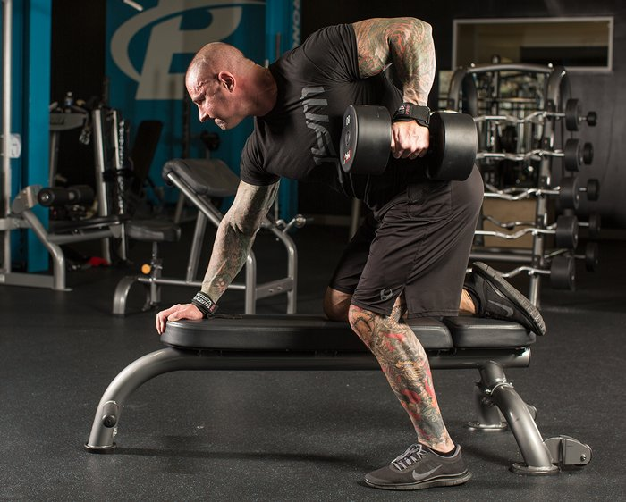 The 5-System Run-The-Rack For More Muscle