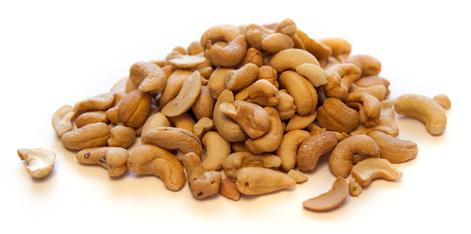 The 5 Nuts Fit People Eat: Cashews
