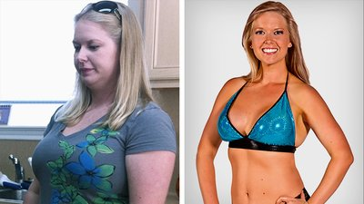 Labrada Lean Body Success Story: Tiffani Feathers Lost 65 Pounds