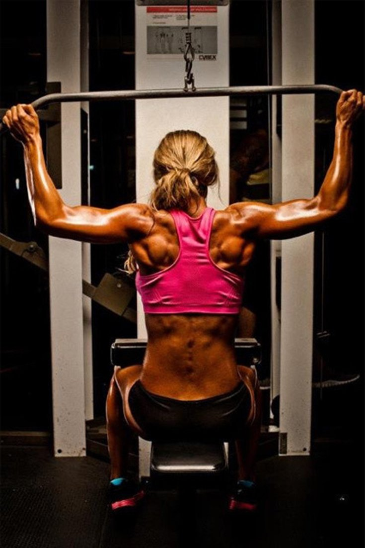 Baby Got Back: 12 Amazing Physiques You Won't Turn Your Back On