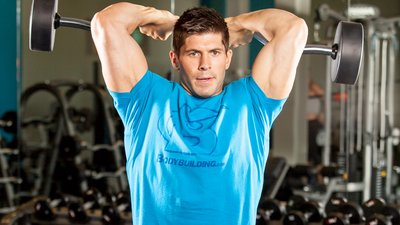 5 Exercises To Help You Create The Best Triceps Workout! banner