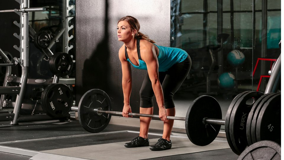rdl form woman  Romanian Deadlifts: Training The Other Half Of Your Leg ...
