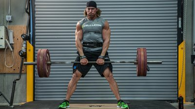 Steel Wheels: Craig Capurso's Heavy-Volume Leg Workout