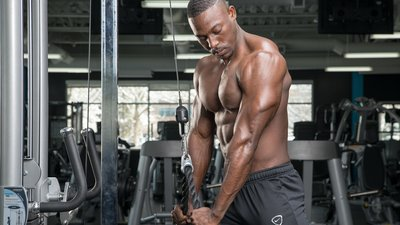 The Best Triceps Building Tips And Workouts! banner