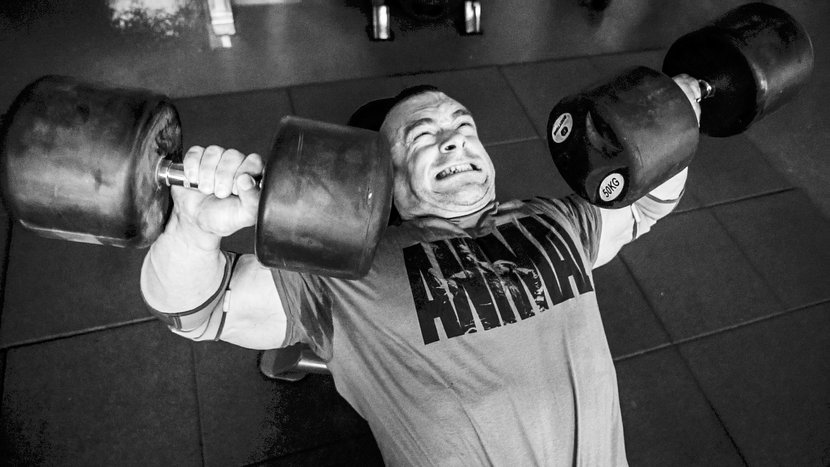 Annihilate Every Pec Fiber With This Hardcore Chest Workout