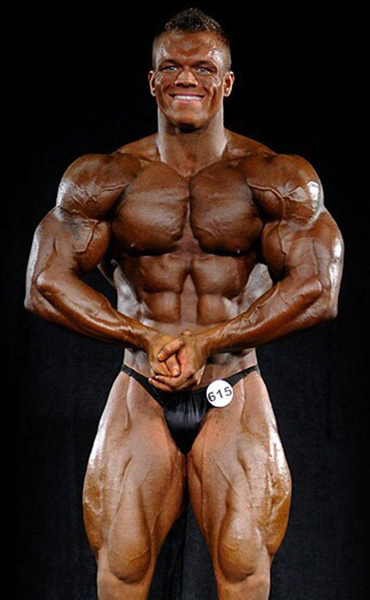 Bodybuilder dallas dating