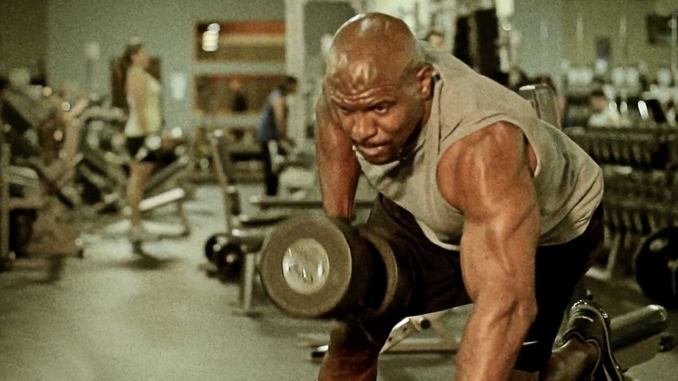 Get Lethal Lats With Terry Crews Cobra Back Workout