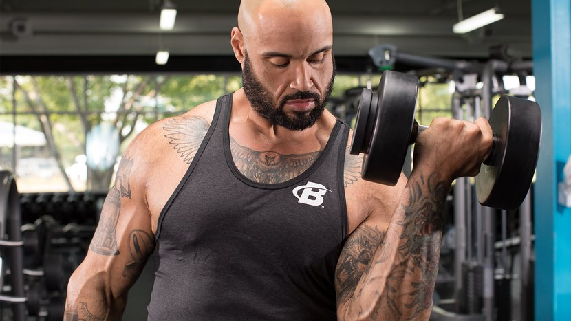 Give Your Bis And Tris A New Challenge With This Simple Twist