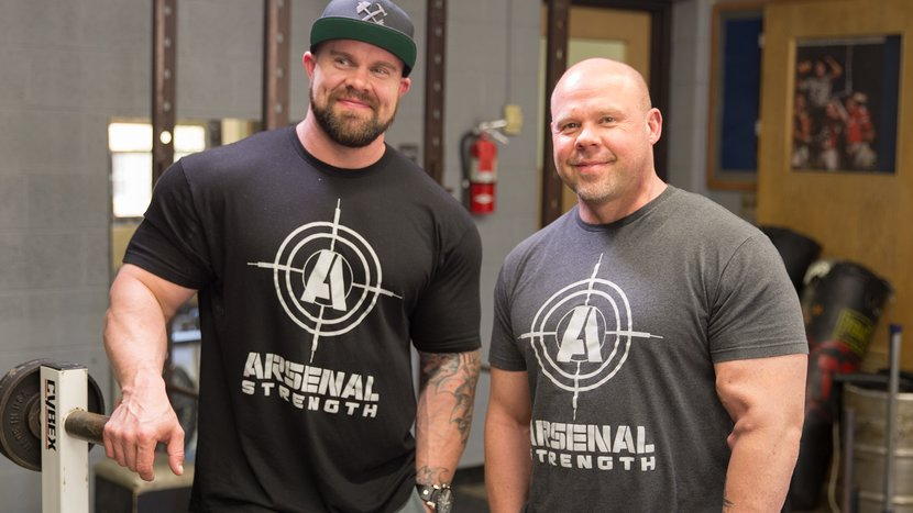 How Arsenal Strength Supports Lifters And Changes Lives