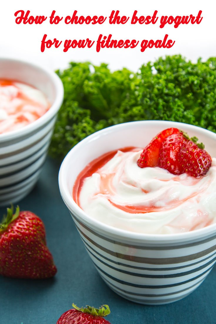 How To Choose The Best Yogurt For Your Fitness Goals
