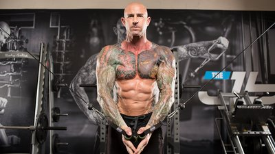 Jim Stoppani's Whole-Body Hundreds Routine