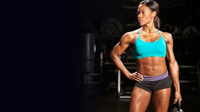 Laura Bailey's Shoulder-Sculpting Workouts banner