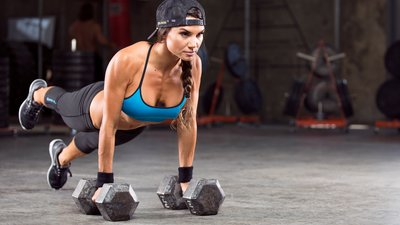 Lauren Abraham Fitness 360: Survival Of The Fittest banner