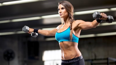 Lauren Abraham Fitness 360: Survival Of The Fittest – Workout Plan