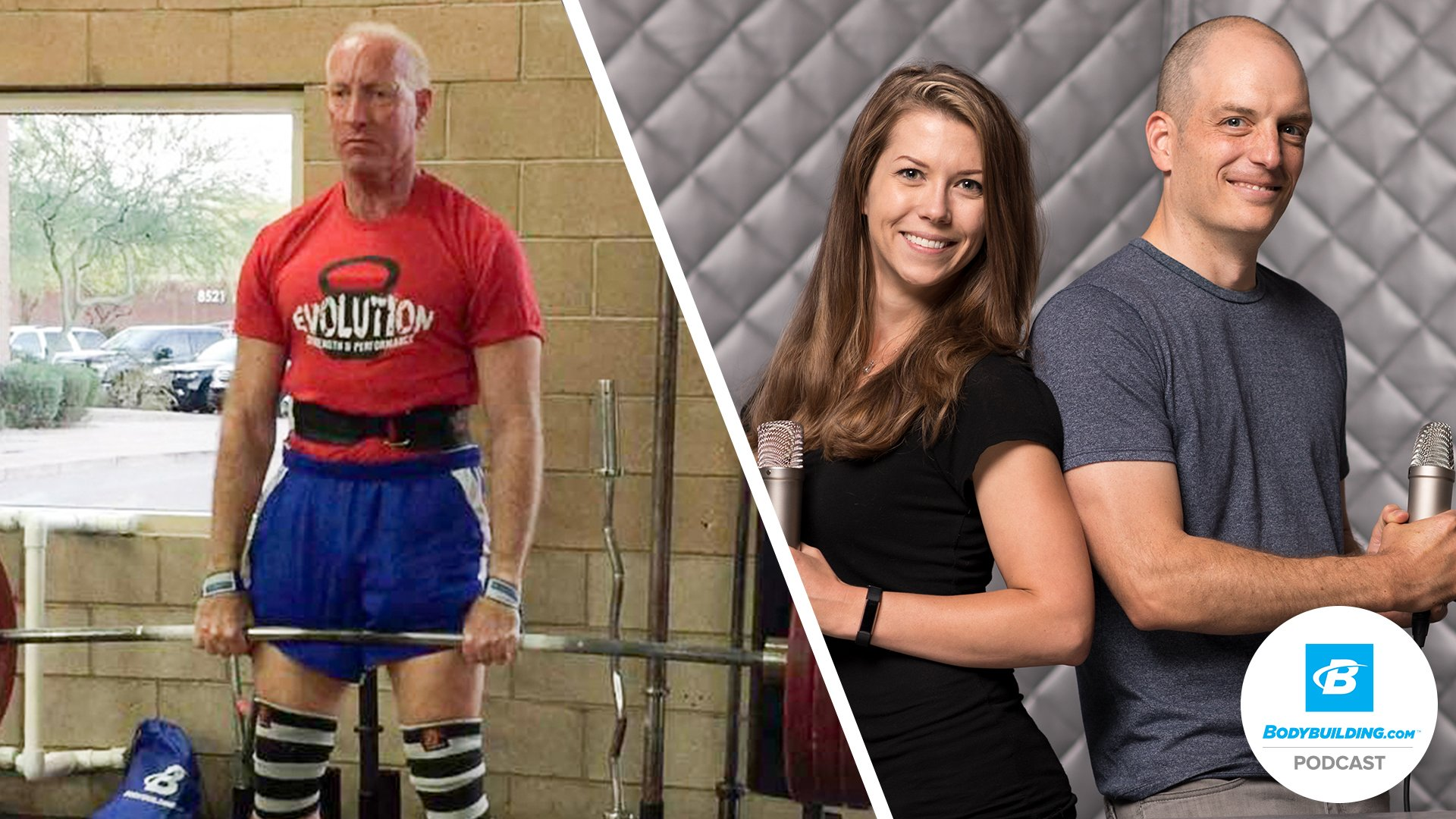 Podcast episode 23 charles staley how to lift to stay strong and healthy at