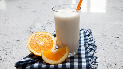 Quick Recipe: Nada Colada Shake